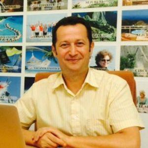 015: Cristian Barhalescu, managerul Direct Aeroport