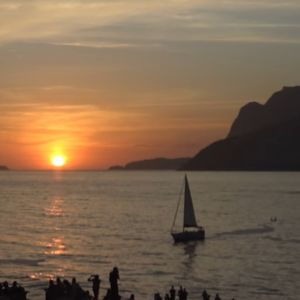 Ipanema Beach from Dusk till Dawn