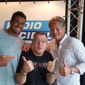 Tony da Groove & Cor Forman Corto Dimanche Ibiza Madness Live DJ set Radio Decibel 01-07-2016