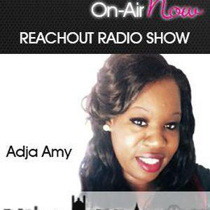 Adja Amy Reachout - 170817 - @adjaamy