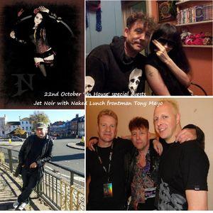 Radio Variety Radio Jet Noir ' In House' Special