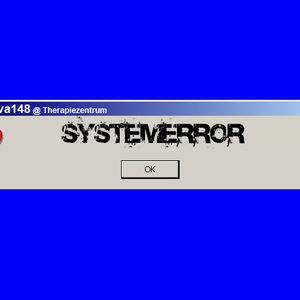 eva148 /// SystemError /// 16.08.2012 @ Therapiezentrum148