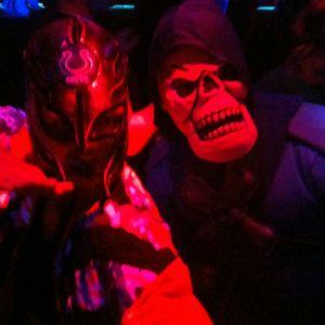 Dennis Imhof aka Illuster @ Freaky Carneval, Club Alice, 2011-03-05