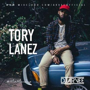 #MixMondays TORY LANEZ @DJARVEE