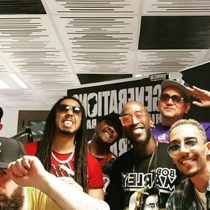 U.E 21 Juillet 2019 DjFab Feat Phonk Sycke  Itw La Réziztance