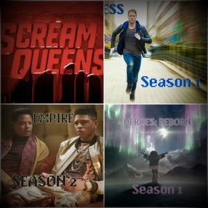 Podcast 24: Scream Queens, Limitless, Empire, & Heroes Reborn