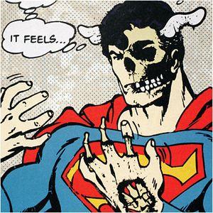 Superman Skull F#$%ing Dubstep