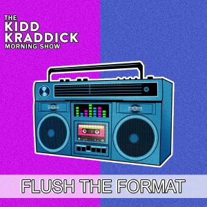 Flush The Format Mix With DJ Just Joey 05/15/20