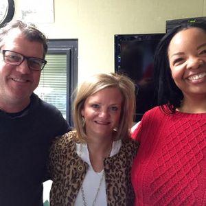 Austin Woman Melinda Garvey and Sharon Mays of Baby Greens