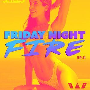 Friday Night Fire EP.11 // Hip-Hop, R&B, Afro, Dancehall // Clean // @DJChrisStyles on IG