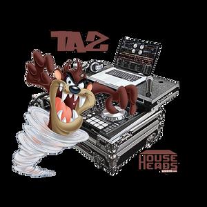 DJ Taz - All About House 17-07-2017 - www.househeadsradio.com