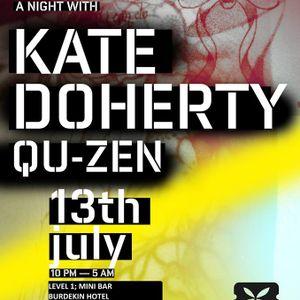 Qu-Zen Live @ Stramm - 13 July 2013