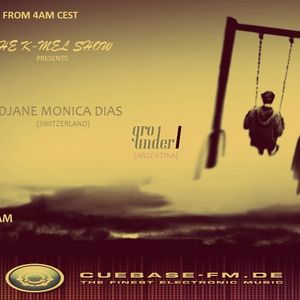 Grounder - DJ Set for The K-Mel Show @ Cuebase-fm 25/08/2012