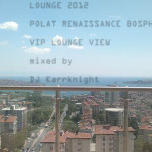 Lounge 2012 mixed for Polat Renaissance Bosphorus VIP Lounge.