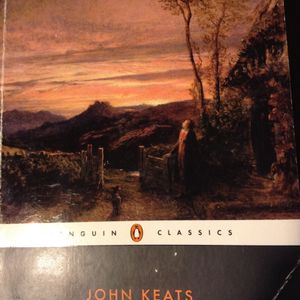 Season 1 Week 7: The Poetry of John Keats