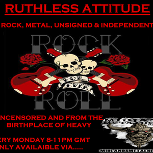 Monday Night Ruthless Attitude June 29th 2015