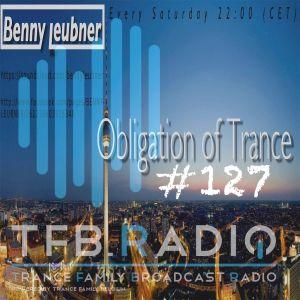 Podcast - Obligation of Trance #127