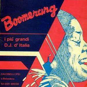 Boomerang Cosmic Party 16\04\1982 Pt.1 Dj B.D & TBC Lato A\B