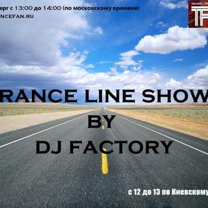 Trance line show 025