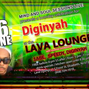 Diginyah Mind and Soul Sessions6.16.16   bornday set