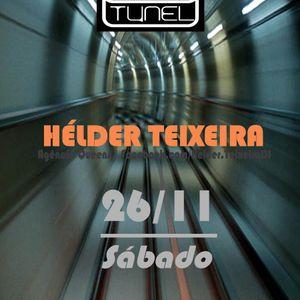 Hélder Teixeira @ Tunel bar (Nov. 2011)