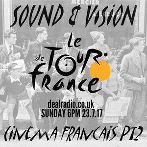 SOUND & VISION With David Augustin 23.7.17 CINEMA FRANCAIS PT2