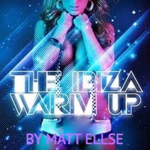 The Ibiza warm Up Mix