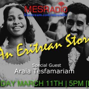 Mesradio Interview with Araia Tesfamariam