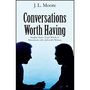 """BTR Guest: Author Jason Moore of the book """"Conversations Worth Having"""""""