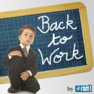 Rom1 - Back To Work