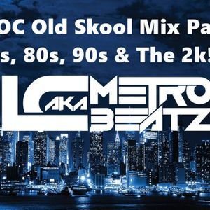 MOC Old Skool Mix Party (Aretha & Mike) (Aired On MOCRadio.com 8-25-18)