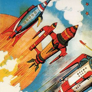 Dan Soulsmith - Dan's Space Ride Mix