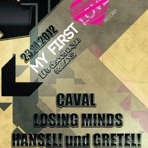 Losing Minds - November 2012 Promo MIX