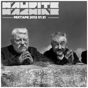 Maudite Machine mixtape #013