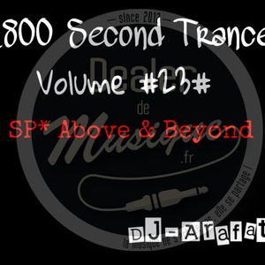 1800 Second Trance Vol-23-  SP# Above & Beyond   ♧Mohamed Arafat♧