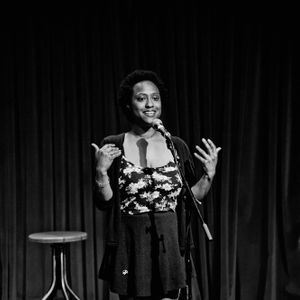 RB55: Grab' Em by the Story: Women's Voices - Rashaun Ellis