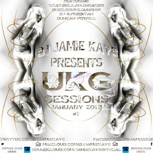 UKG SESSIONS JAN 2013