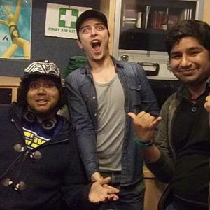 The Team awesome takeover - LISTEN BACK - 23/10/2012