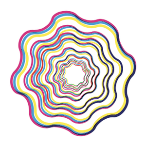 Psychedelic Wave #7