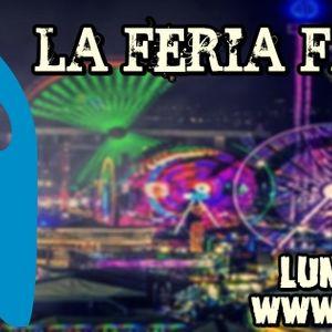 LA FERIA FANTASMA 02-10-17 en RADIO LEXIA