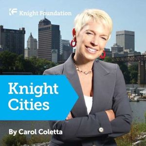 Knight Cities podcast: Reimagining Philadelphia's civic commons, with Shawn McCaney (episode 32)