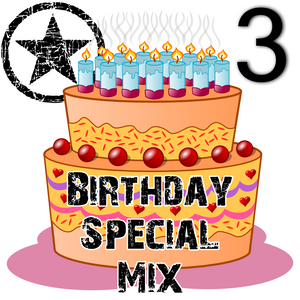 Birthday Special Mix 2011 vol. 3