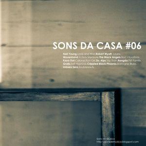 sons da casa #06