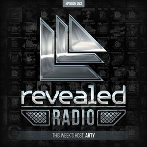 Revealed Radio 063 - Arty