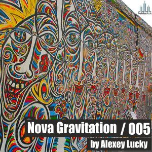 Nova Gravitation - 005 by Alexey Lucky on FreshBeat Radio (11.09.2012)