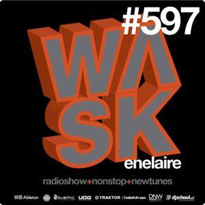 dj wask en el aire #597