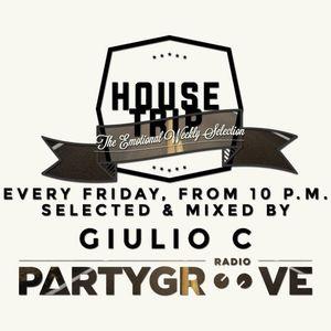 Giulio C - House Trip - 09 october 2015 - Podcast #26