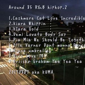 Around 85 R&B hiphop.2