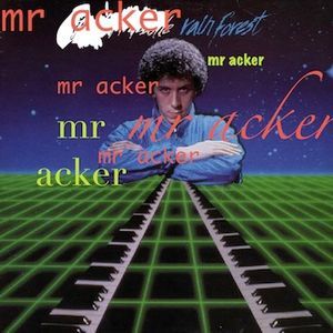 mr acker - rainforest