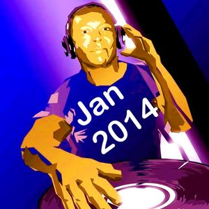 Andy Norman's In The Mix Show Jemm One Radio 23rd Jan 2014